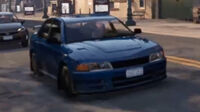 90's Sedan (Modified-Front)-WatchDogs
