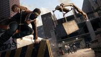 Watch dogs crane hack