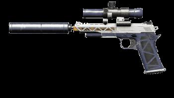 Watch Dogs  Core Dump Pistol