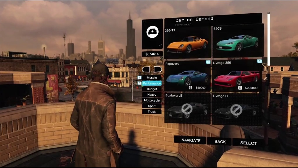 Watch Dogs  Melee Name