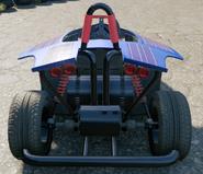 ENudle Kart rear