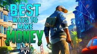 Fastest ways to get Money in Watch Dogs 2!