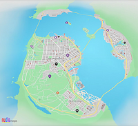 Nudle Maps SF