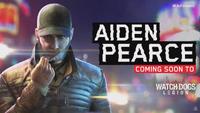 Aiden Pearce Legion Announcement