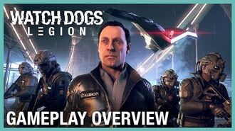 Watch Dogs Legion Gameplay Overview Trailer UbiFWD July 2020 Ubisoft NA