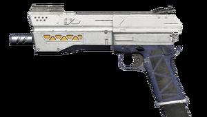 HELP DESK DENIAL Pistol