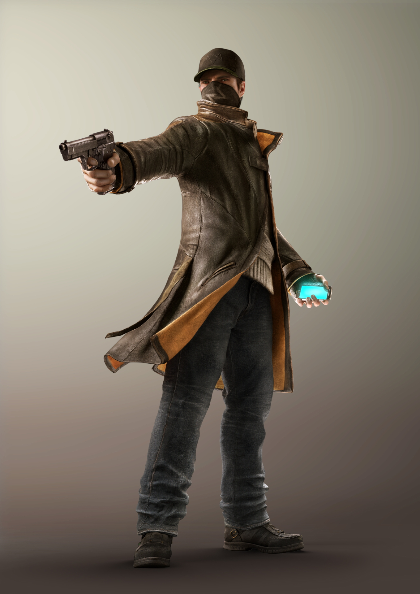 Watch Dogs Aiden Pearce Profile