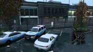 Watch Dogs - Secret Police Car
