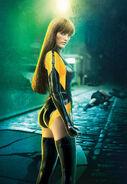 Silk Specter Watchmen Textless