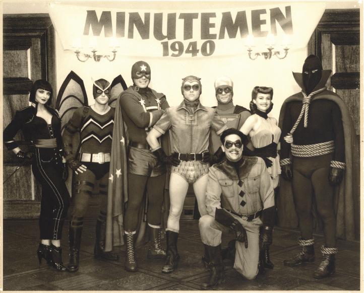 Minutemen Watchmen Wiki