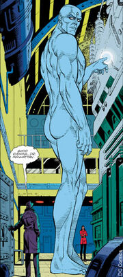 Doctor Manhattan Tall