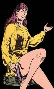 Silk Spectre Comics