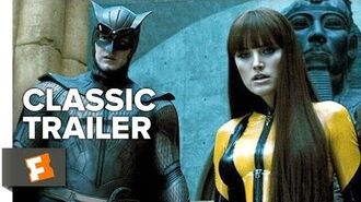 Watchmen (2009) Official Trailer - Zac Snyder Superhero Movie HD
