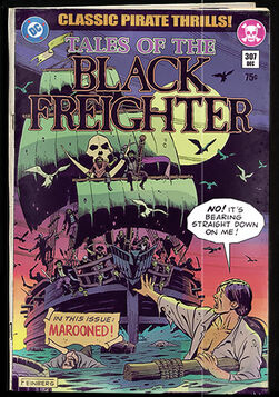 Tales of the Black Freighter - Watchmen (film)