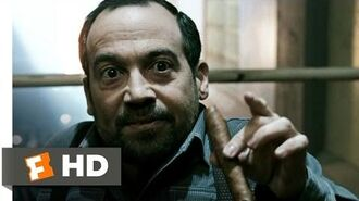 Watchmen (7-9) Movie CLIP - How to Lose Your Arms (2009) HD