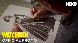 Watchmen Dave Gibbons Illustration (Promo) HBO