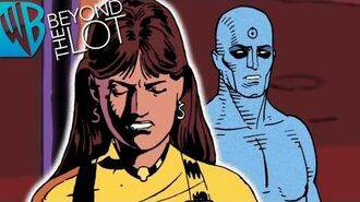 Watchmen Motion Comics 9 The Darkness of Mere Being