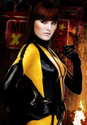 Laurie Juspeczyk   Watchmen Wiki   FANDOM powered by Wikia Watchmen Characters Silk Spectre