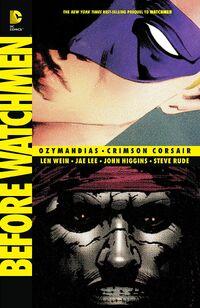 Before Watchmen - Ozymandias Crimson Corsair