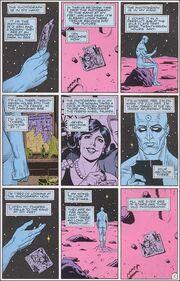 Watchmen Comic Page 2