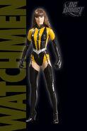 Silk Spectre II official figure