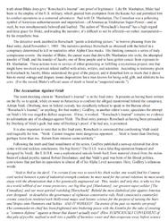 Rorschachs Journal FBI Memo Page 4