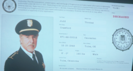 Judd Thomas Crawford FBI Database in S 1 E 3