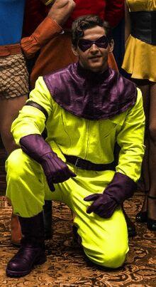 Eddie Blake - Watchmen (TV series)