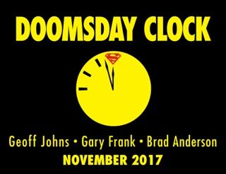 Doomsday Clock Series Watchmen Wiki Fandom