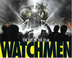 Watchmen Art of the Film