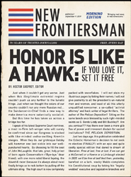 Peteypedia New Frontiersman Honor Is Like A Hawk 01