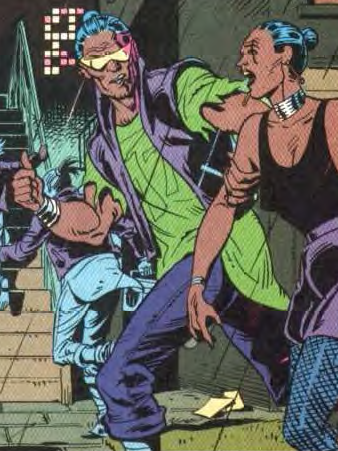 Image result for top knots gangs in watchmen