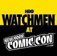 HBOWatchmenAtNYCC2019
