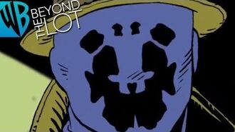Watchmen Motion Comics 5 Fearful Symmetry