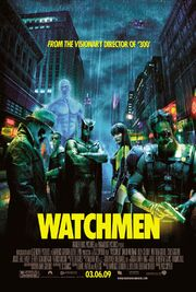 WatchmenTheatricalposter