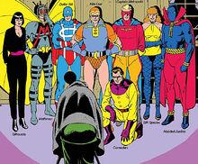 Minutemen - Watchmen (Comic)