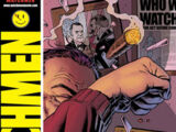 Watchmen movie posters