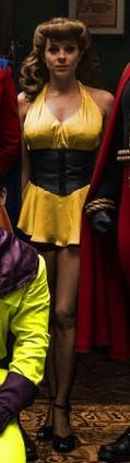 Sally Jupiter - Watchmen (TV series)