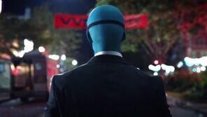 Doctor Manhattan arrives to Saigon - Watchmen (TV series)