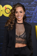 Jessica Camacho at Watchmen Series Premiere Party