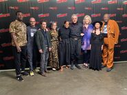 Watchmen Cast and Crew at NYCC2019