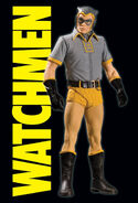 Nite Owl official figure