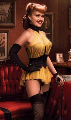 Silk Spectre original film