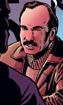 G. Gordan Liddy - Before Watchmen - Comedian