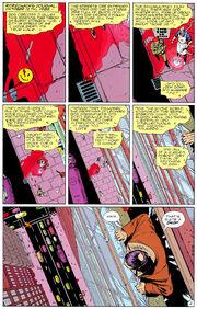 Watchmen Comic -1 Page 1