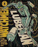 Lubeman Watchmen Cover for S1 E 4