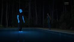 S1e8 walk on pool