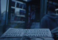 Global Squid Falls Baffle Sciencists on New Frontiersman Newspaper