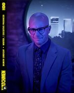 Damon Lindelof is the Executive Producer and Writer for Watchmen