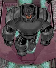 Iron owl armor